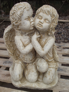 Stone Angels/Cherubs Statue