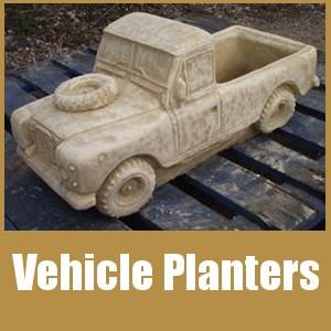 Vehicle Planters